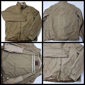 Vintage American Eagle jacket, size S, 100% cotton